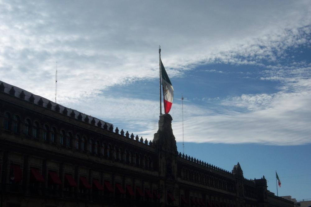 Un día con mi bandera