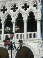 Un elegante particolare veneziano