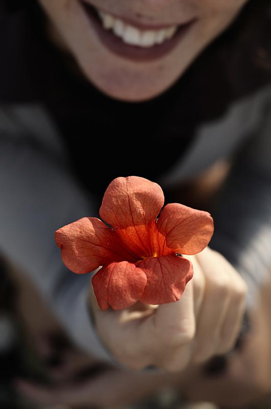 Un fiore per un tuo sorriso