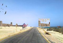 Un fort du désert