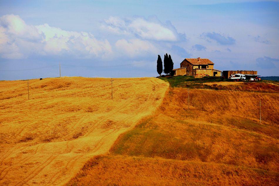 Un giallo di Toscana