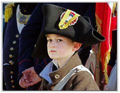 un jeune soldat....