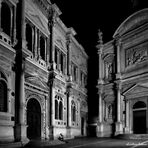 Un joueur de violon à Venise