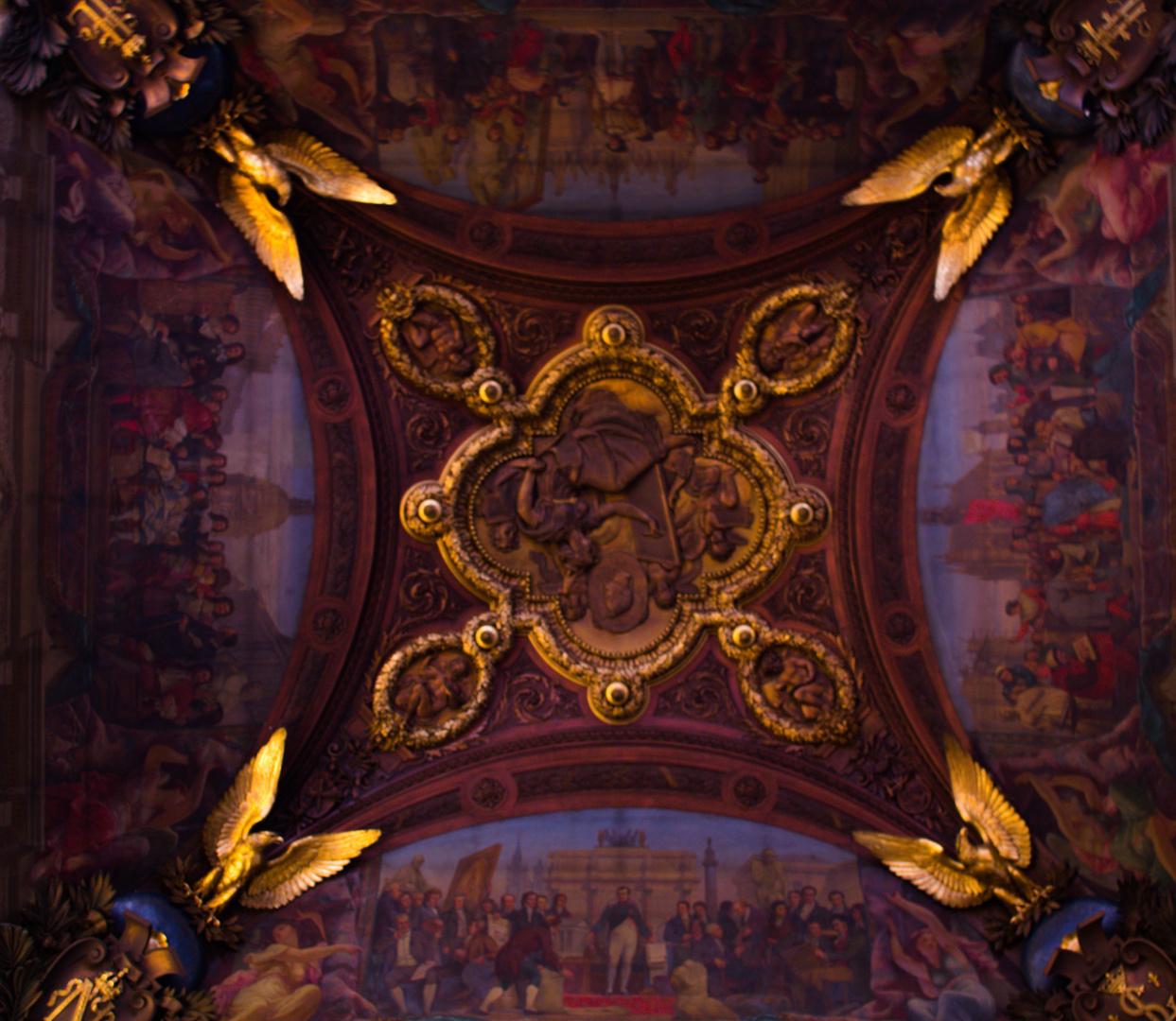 Un jour, au Louvre...