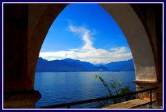 un mare (lago)...di blu