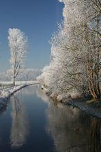 Un matin en hiver