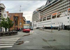Un mostro a Stavanger.