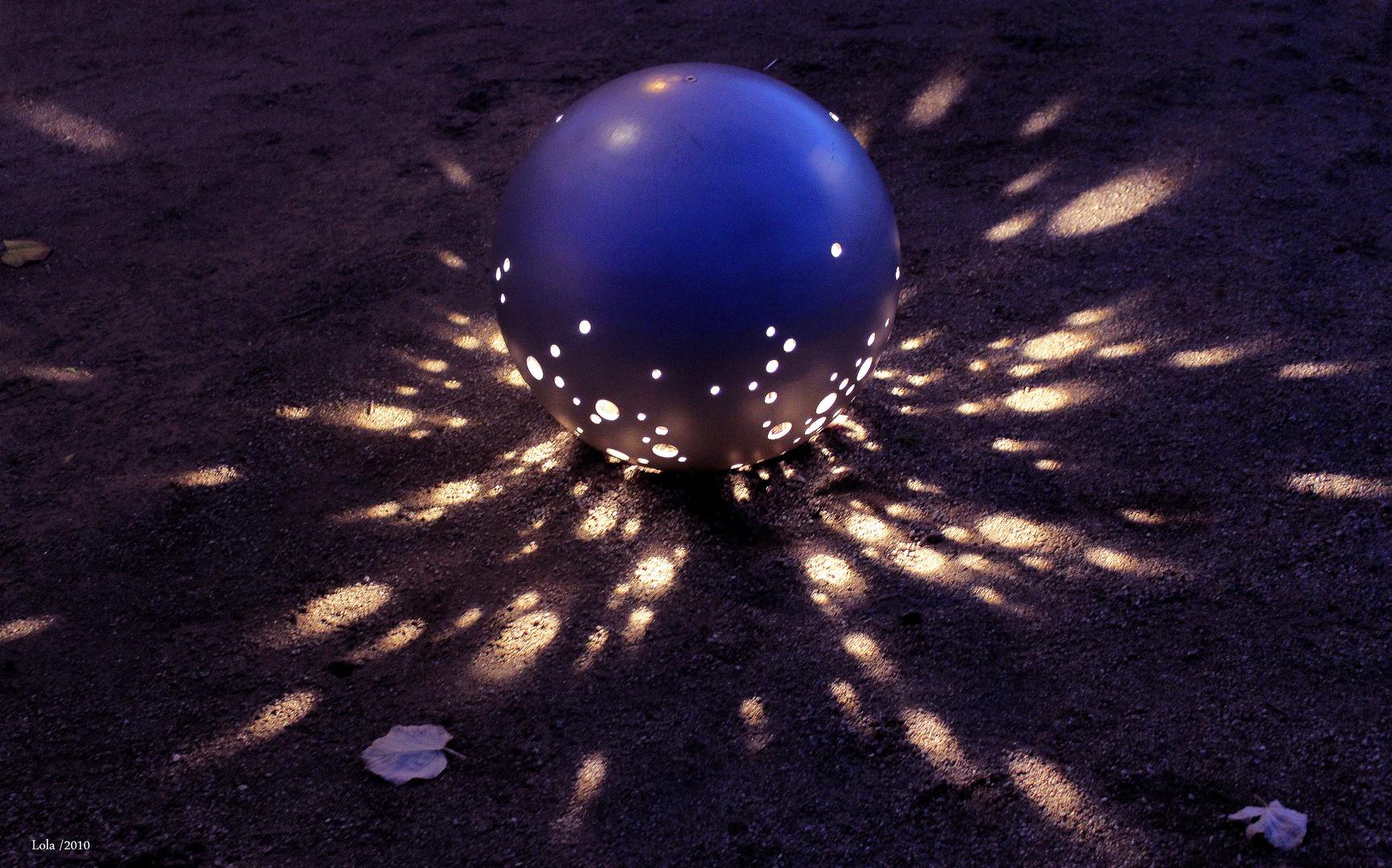 Un mundo de...luz