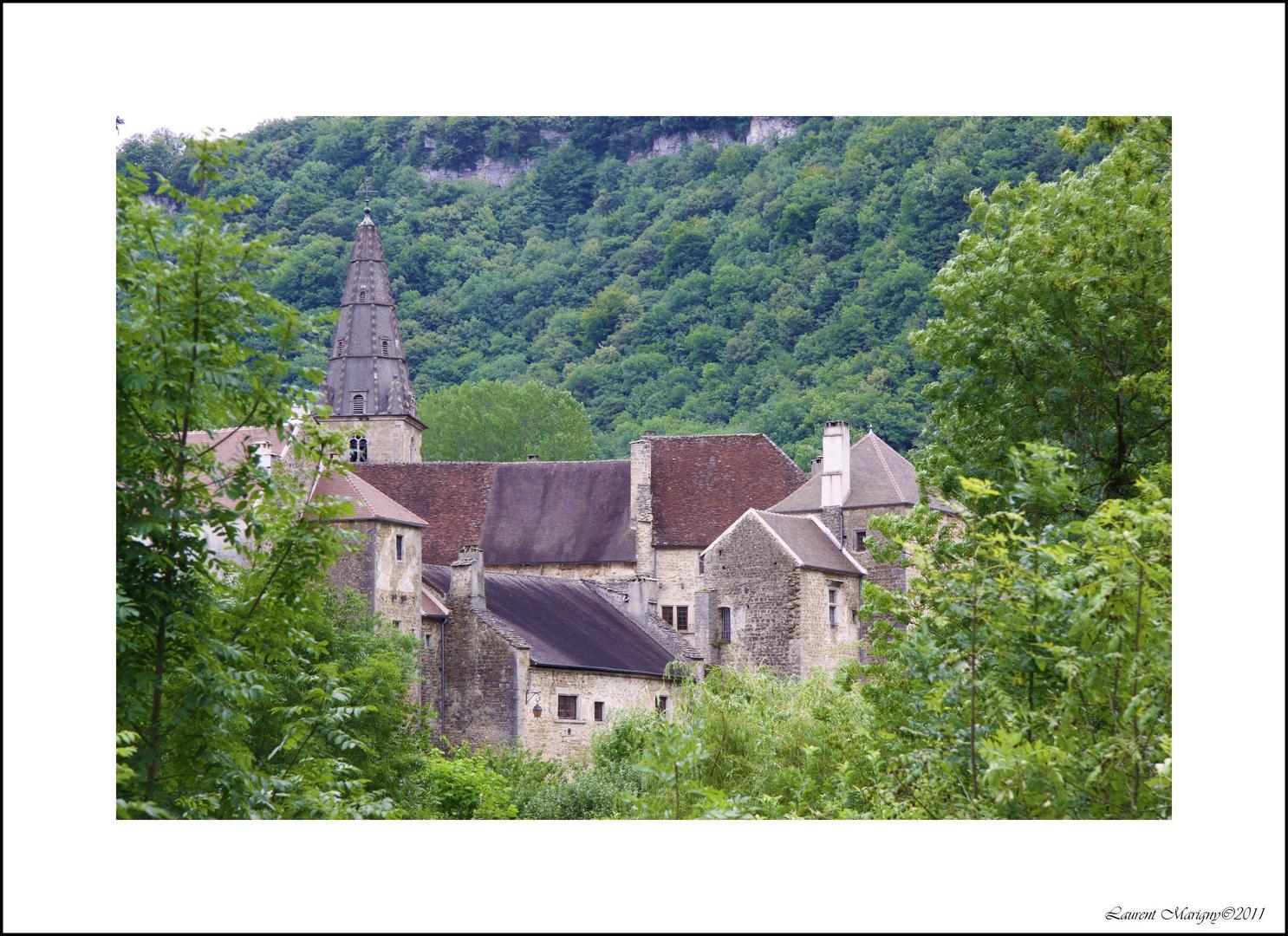 Un paisible village.