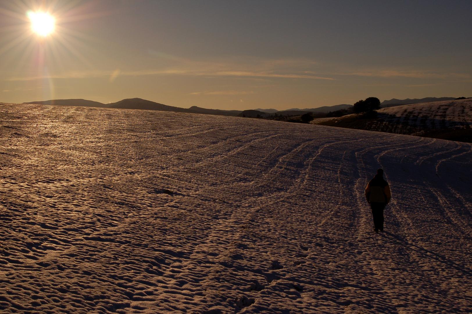 un paseo para recordar