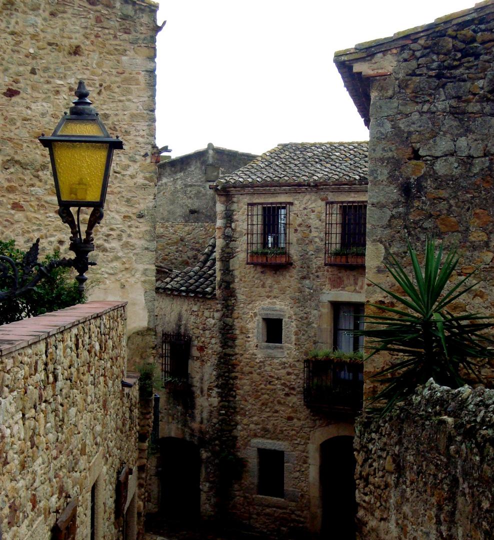 Un paseo por Pals, Girona