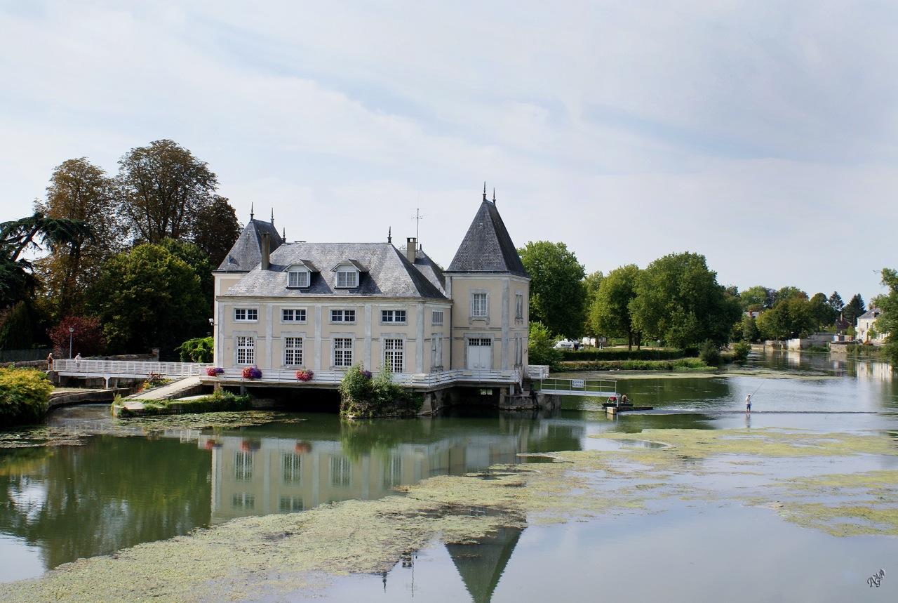 Un petit coin tranquille en Sarthe