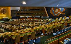 UN Plenarsaal