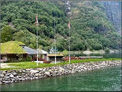 Un posto di relax al Fiordo dei Sogni.