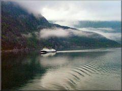 Un posto incantevole...Il Fiordo di Geiranger.