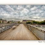 Un puente en el río Sena (para Yaiza y Kurrucucu)