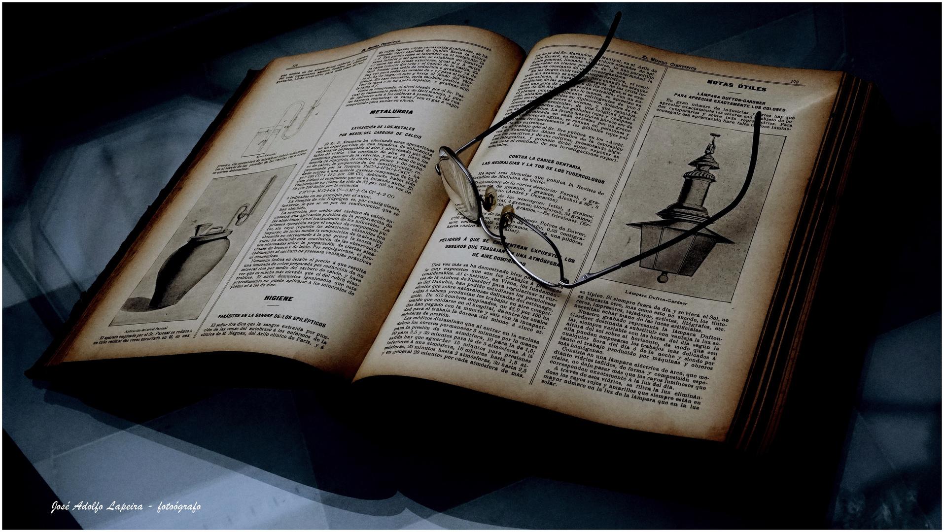 Un receso en la lectura