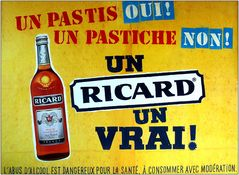 ... un Ricard ...