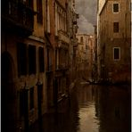un rio veneziano