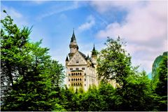Un rêve en Bavière