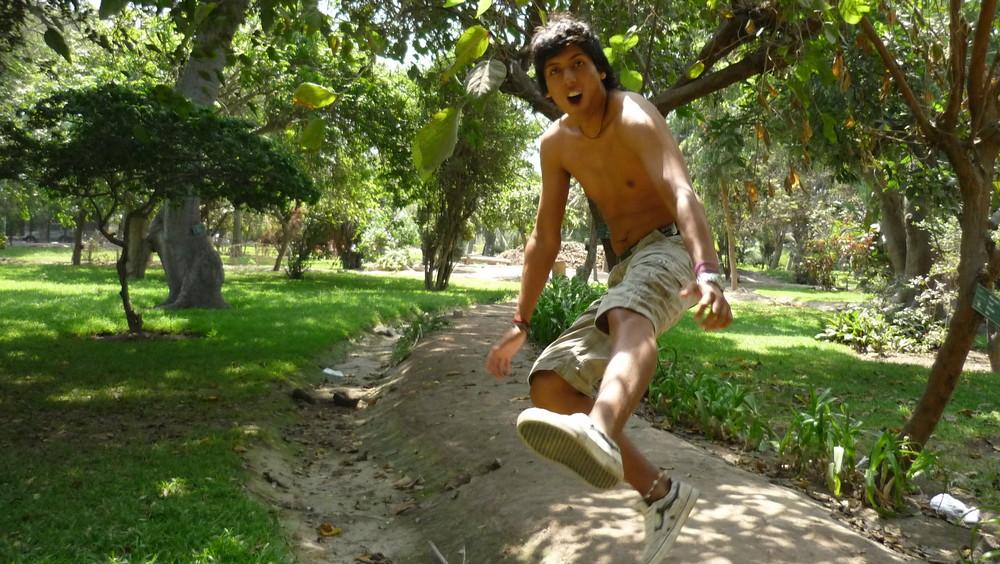 Un salto a la naturaleza