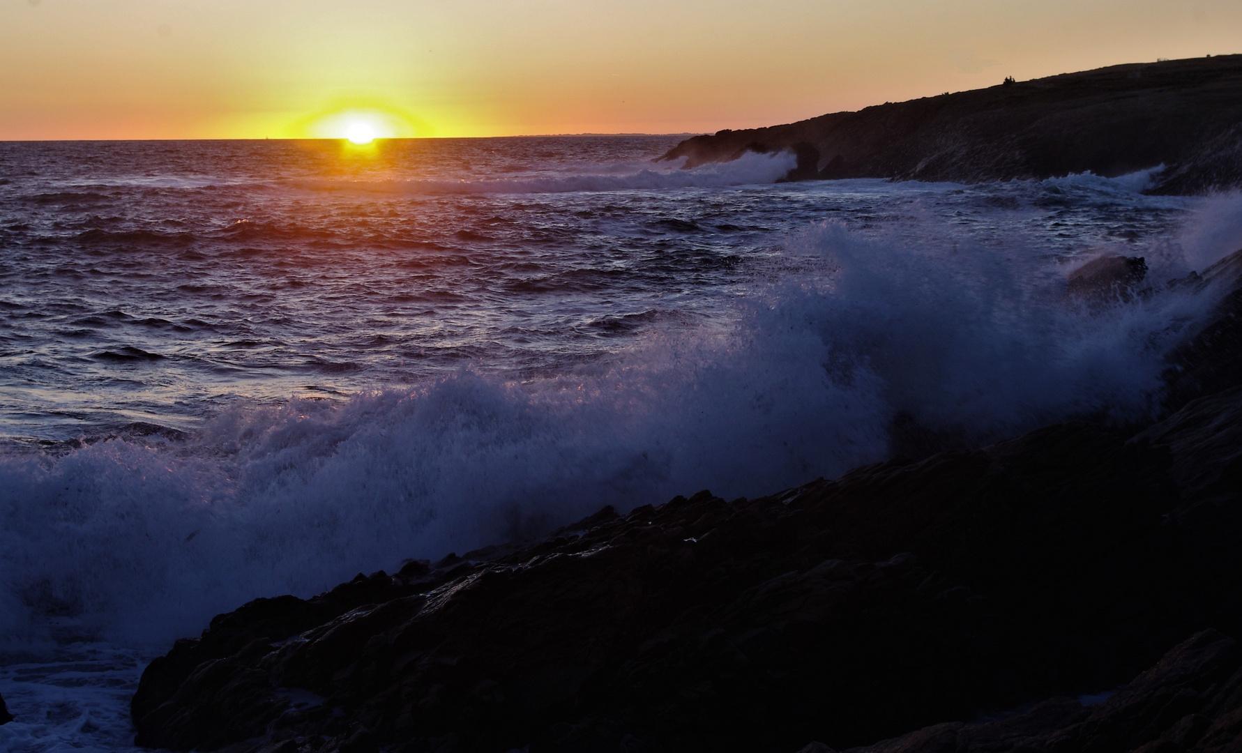 bord de l'océan