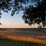 Un soir de sérénité estivale dans le Gers  --  Ein sommerlicher, ruhiger Abend in dem Gers