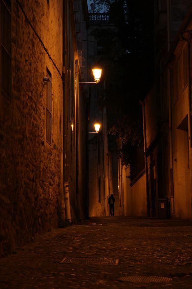Un soir en ville....