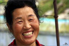Un sourire parmi d'autres