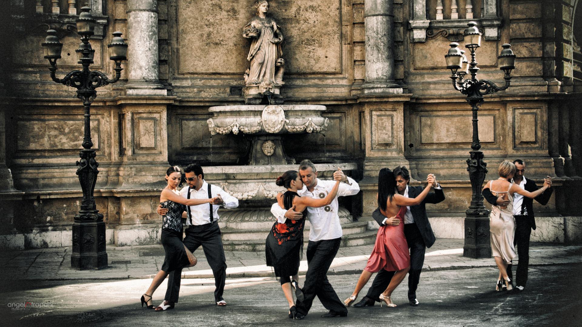 un tango a Palermo