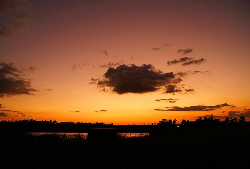 Un tramonto che vorrei non finisse mai