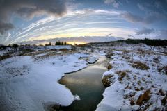 un tramonto islandese (2) - rifatta