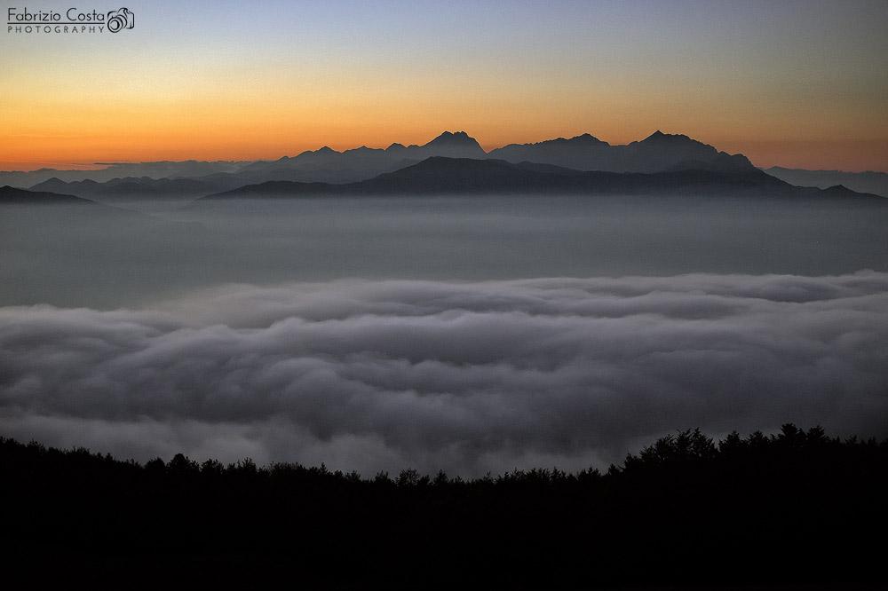 Un tramonto mozzafiato 29/09/2014