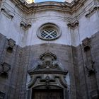 Un trocito de la catedral de Cádiz