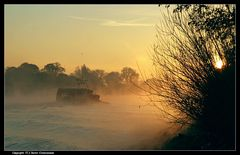 Un vent glacial ... (Ein Eisiger Morgenwind ... - Icy wind at sunup)