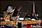 Un weekend à Paris - Bâteaux Mouches - kitschig aber wahr