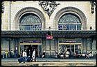 Un weekend à Paris - Gare de Lyon