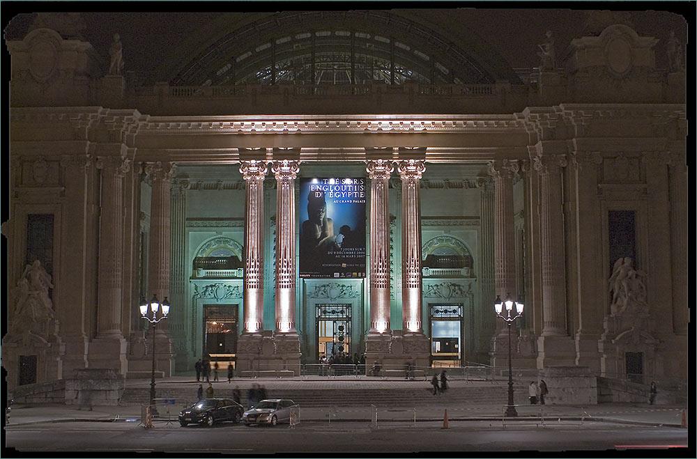 Un weekend à Paris - Le Grand Palais