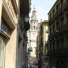 Una calle de Logroño