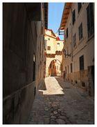 Una Calle tranquila /Palma de Mallorca