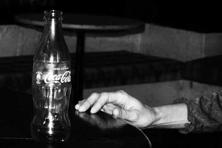 Una Coca Cola
