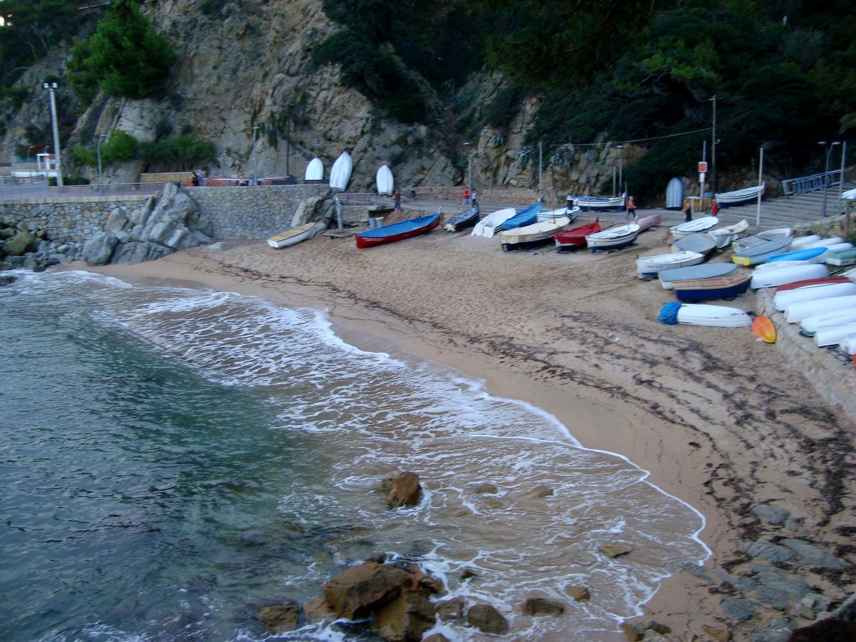 Una de la playa LLoret de mar