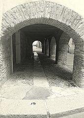 una delle  vie più antiche di Verona...