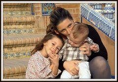 una familia from sevilla