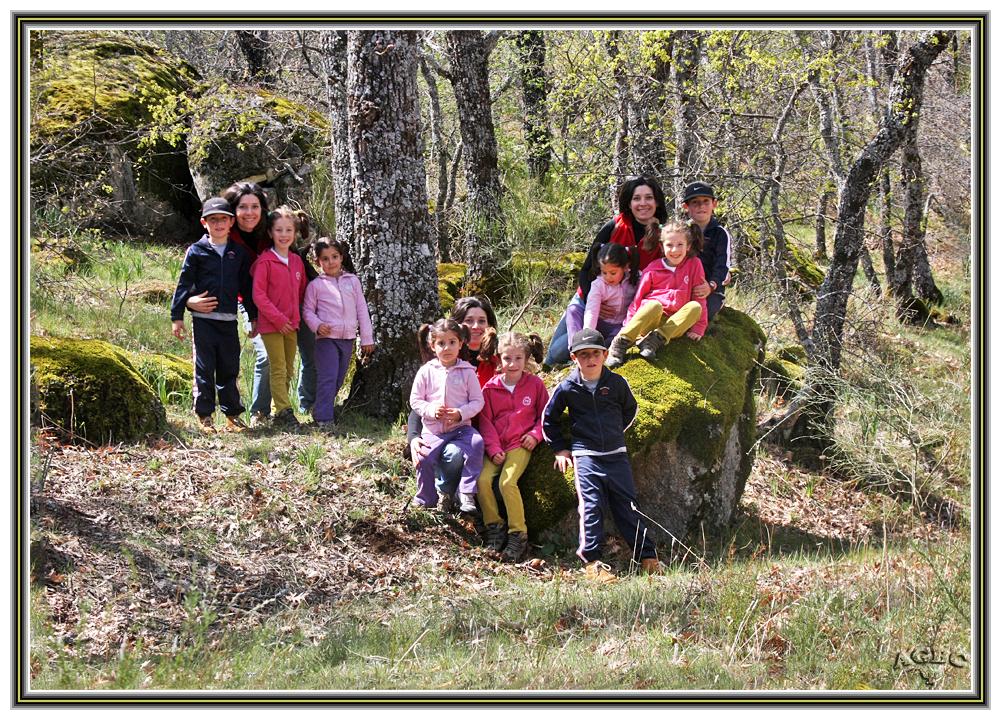 Una familia que vale por tres (3 img.)