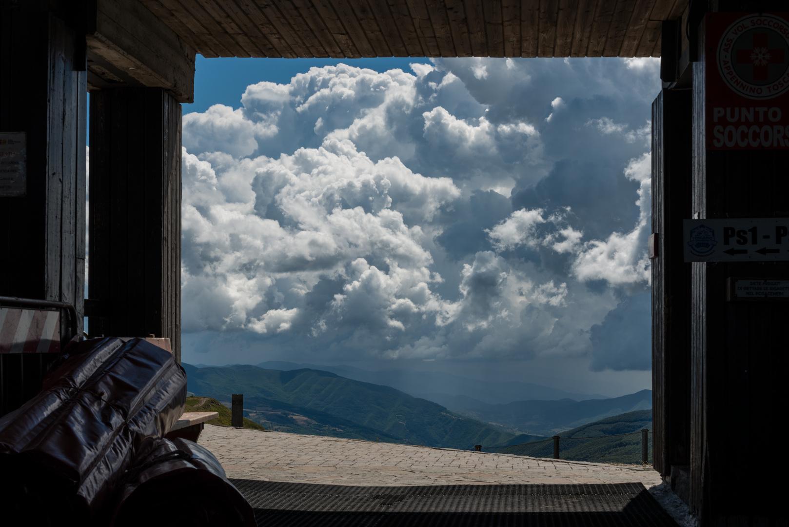 Una finestra sulle nuvole foto immagini paesaggi - Una finestra sul cielo ...