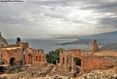 "Una giornata ""Uggiosa"" a Taormina"