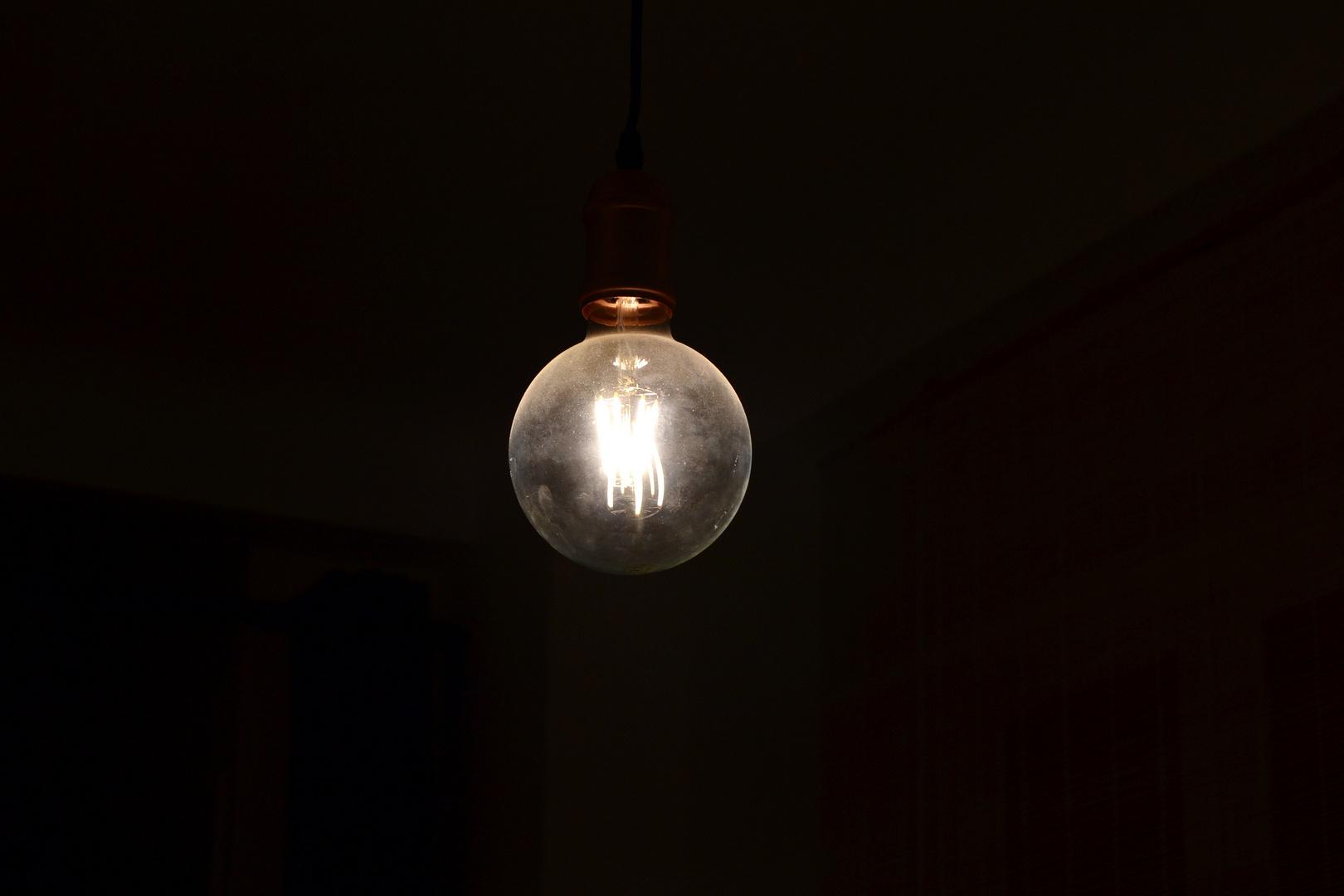 Una luz en la noche