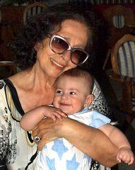 ...una magia , la nonna...