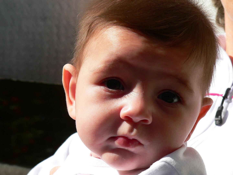 una mia nipotina